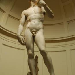 Michelangelo's David Florence