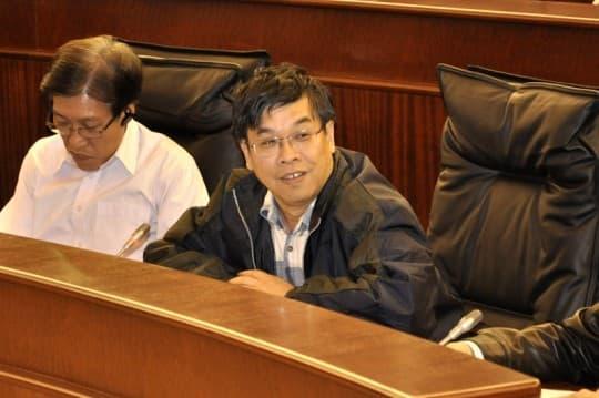 (資料圖片)立法議員吳國昌