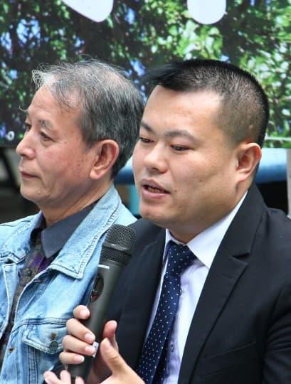 洪榮坤指問題源於政府對法律制度存在誤解