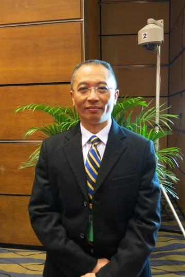 即將退休的治安警察局局長李小平