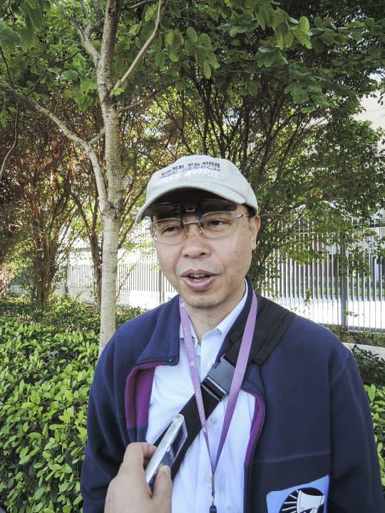 香港中文大學新聞與傳播學院教授蘇鑰機