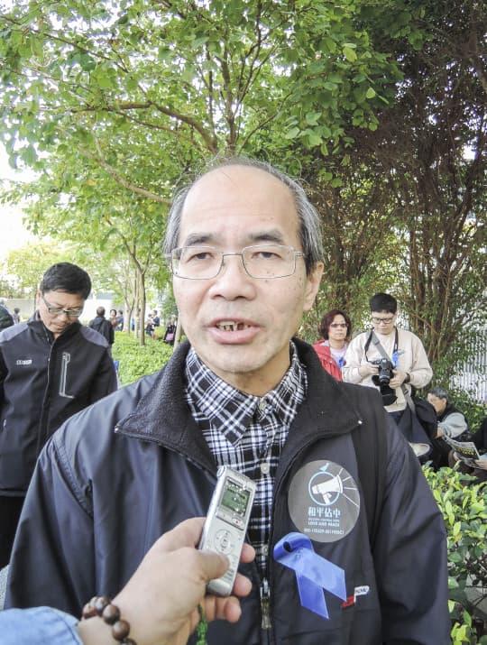 香港時事評論員劉銳紹