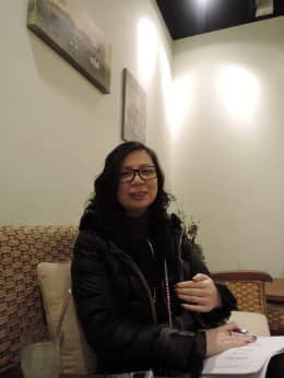 驛站主任黄桂玲