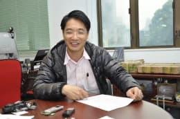 澳門衛生政策學會理事長湯家耀