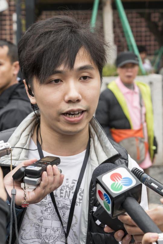「博彩最前線」理事長楊晚亭