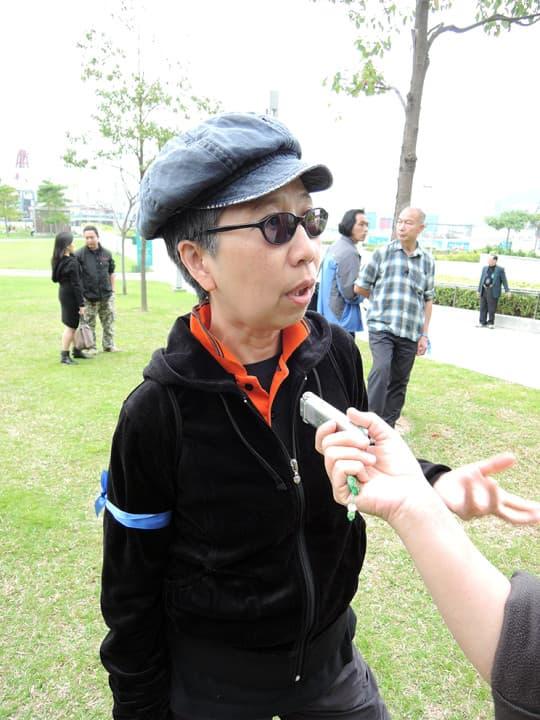 日本國際教養大學全球傳播研究院副教授黎佩兒