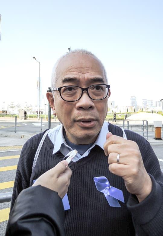 香港資深傳媒人程翔