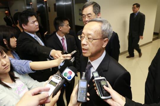 「城規會」主席、運輸工務司司長劉仕堯