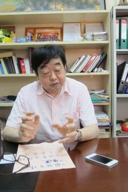 陳永源又批評電訊局一直不作為,即使不合事宜的罰款條文也不見修改。