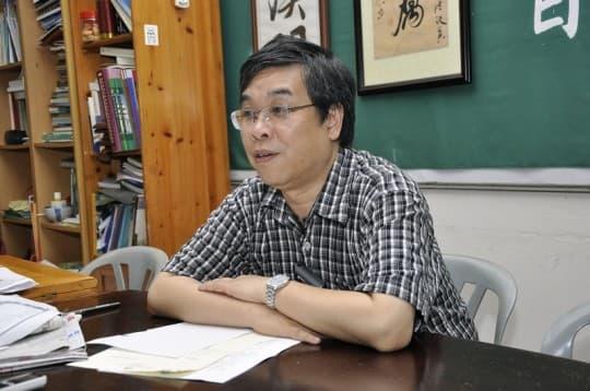 資料圖片︰立法會直選議員吳國昌