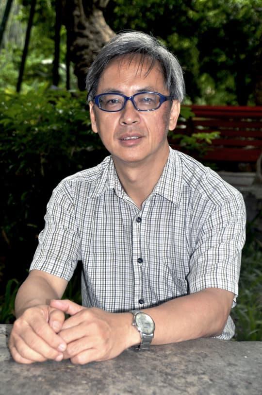 蔡梓瑜︰「他認為公帑墊支是不合理的,而動用人情是合情但不合理。」