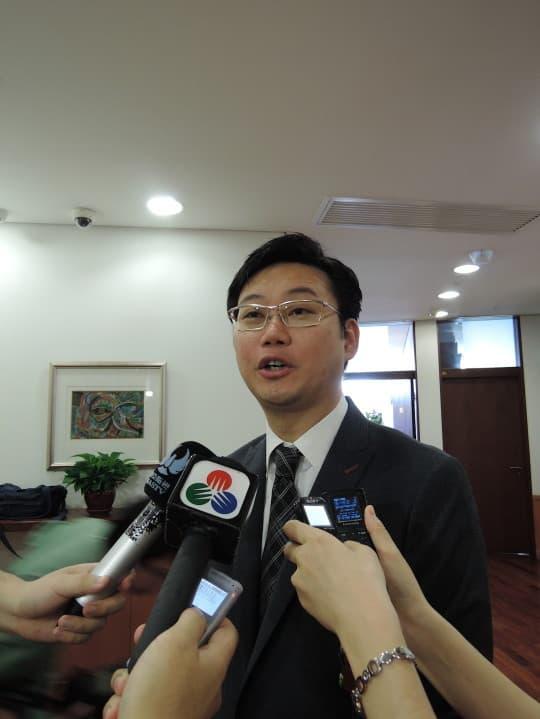 任環保局局長五年的張紹基,將於本月29日調任地籍局局長。