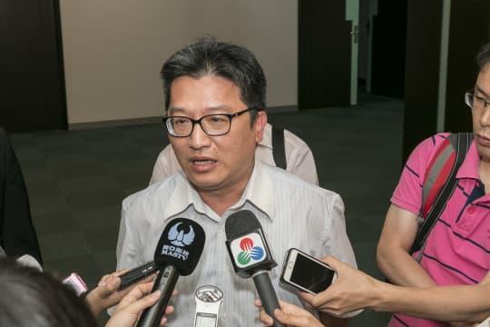 社協勞方代表、工聯理事長鄭仲錫