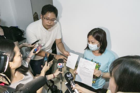 澳門良心辦公開籌款助陳寶裕赴港接受治療