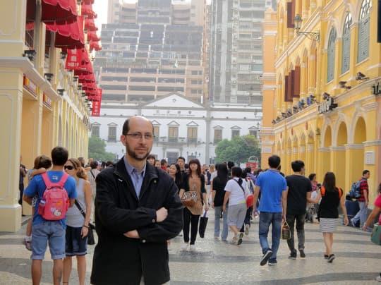 Francisco Vizeu Pinheiro(樊飛豪)