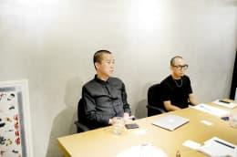 Chiii Design負責人,劉華智(左)和梁子恒