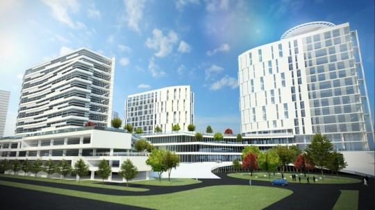 離島醫院綜合體天價設計費高達2.35億。