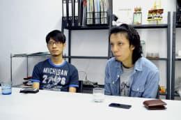 兄黃震宇(左)及弟黃震邦