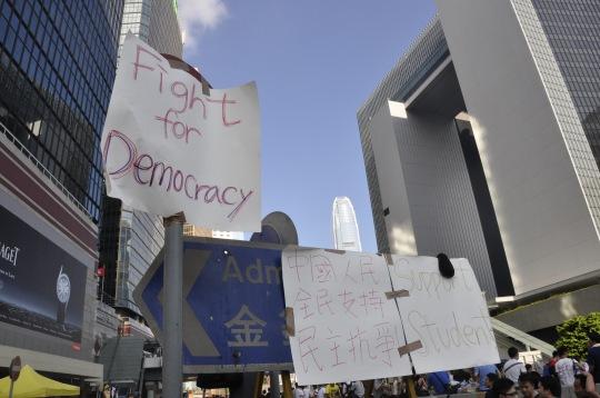 為民主而戰