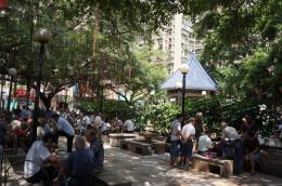 老年人口十年後增加一倍,澳門有多一倍的休閒空間供長者享用嗎?
