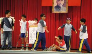 「玫瑰少年」悲劇發生後,台灣民間積極推動性別平權運動,包括制訂「性別教育平等法」,正視由性別特質引起的校園霸凌事件。(圖片:台灣性別平等教育委員會)