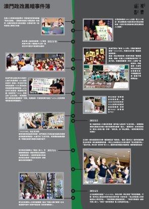 澳門政改黑暗事件簿(點圖放大)