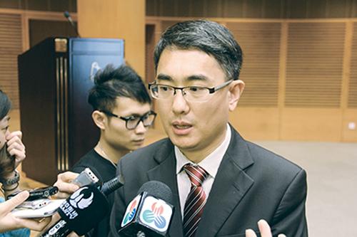 資料圖片:法務局長張永春