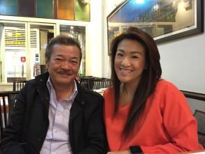 賈嘉慧與爸爸賈里安感情要好,平日無所不談,更一起參加土生土語話劇演出