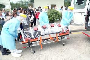 沙士疫情之後,醫院工作被認為是高風險行業。
