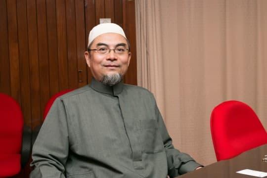香港愛群清真寺楊興本教長