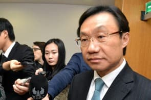 譚俊榮對澳大連爆三宗性騷擾表示吃驚。