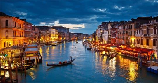 威尼斯(網上圖片)