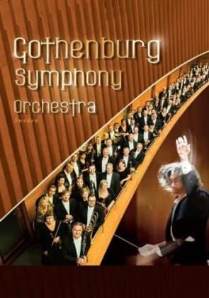 文化中心《瑞典哥德堡交響樂團音樂會》海報
