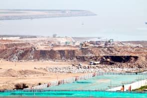 澳門建築廢料堆填區去年已飽和,但環保局今年下半年才就建築廢料徵費展開諮詢。