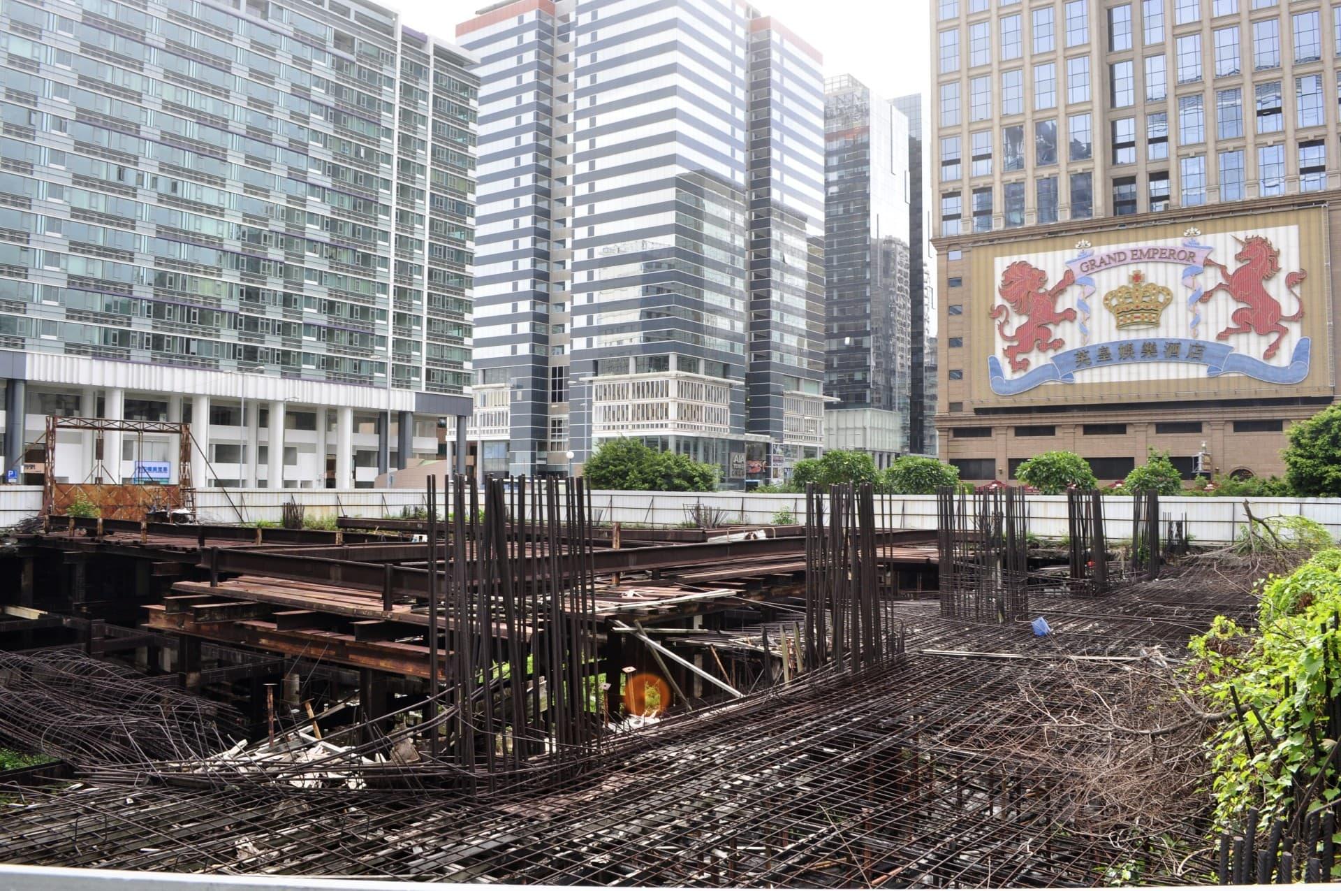 Building Request Nam Van Plot A3 Macau