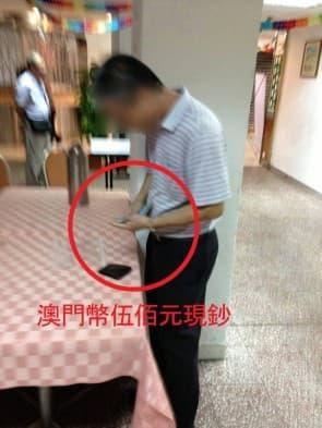 廉署宣稱,選舉日社團在酒樓派錢俾「義工」事件不涉及賄選。