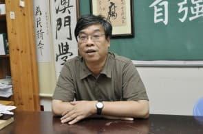 吳國昌認為,本澳賭收仍有下跌的空間。