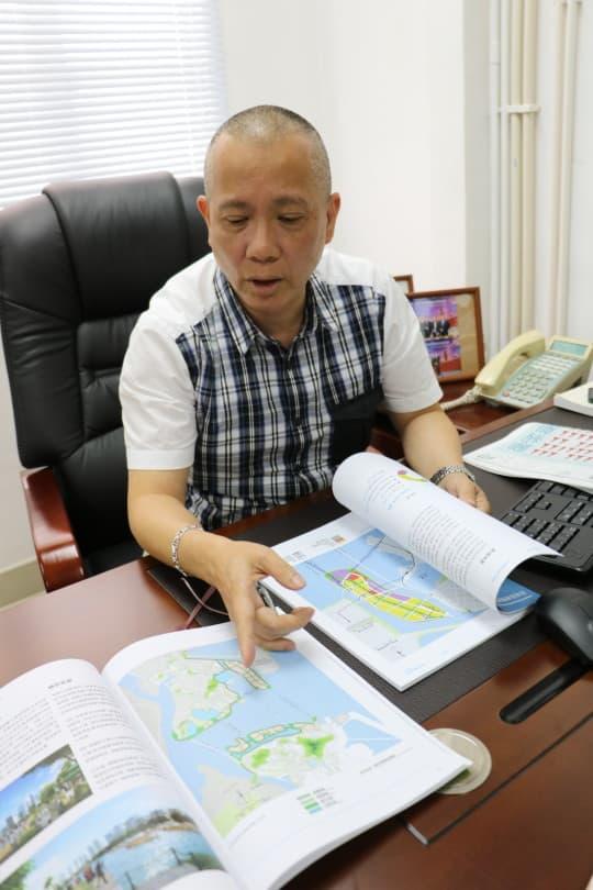 陳德勝批評新規劃方案事前未諮詢城規會。