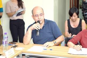 澳門衛生局醫生協會理事長高志文醫生