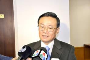 立法會第三常設委員會主席鄭志強