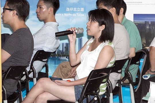 《我城規劃合作社》 李凱欣