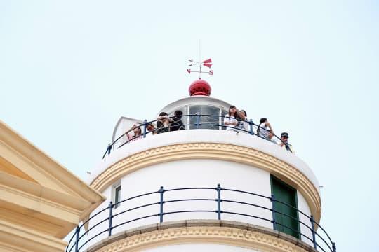 海事及水務局每年都會在特定時間開放燈塔內部讓公眾參觀。