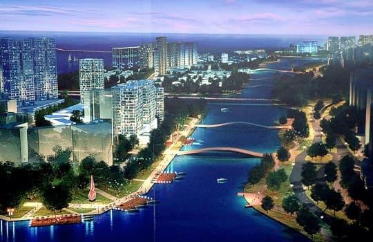 CDE低碳綠色小區會否變成豪宅示範區?