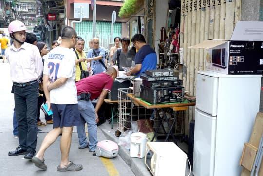 社區小店凝聚了一班街坊感情
