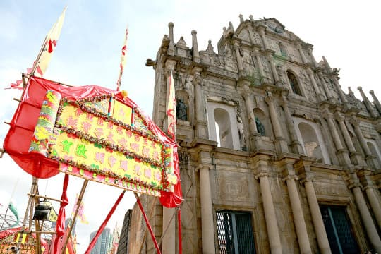 華人慶典與西方文化互相尊重