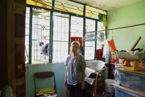 年邁75歲的阿彩婆婆在祐漢居住了得35年,與這間屋子度過了半載歲月。