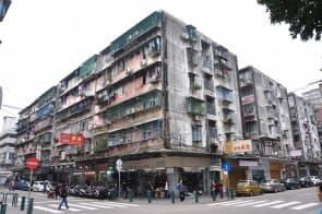 祐漢新村在70年代興建,落成已接近50年。