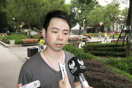 對於體發局昨日所說,辦活動一向依賴協辦團體,梁先生認為說法難以接受。