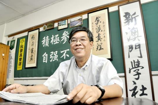 學社鬥爭越演越烈,吳國昌始終保持三不主義:「不鼓勵,不壓制,不參與」。