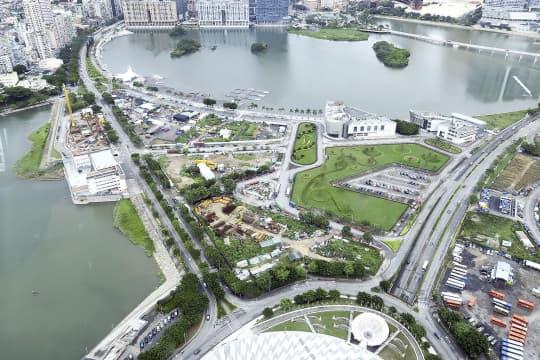 南灣湖CD區(資料圖片)